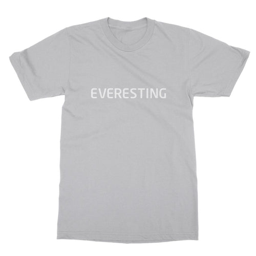 Everesting logo Tee