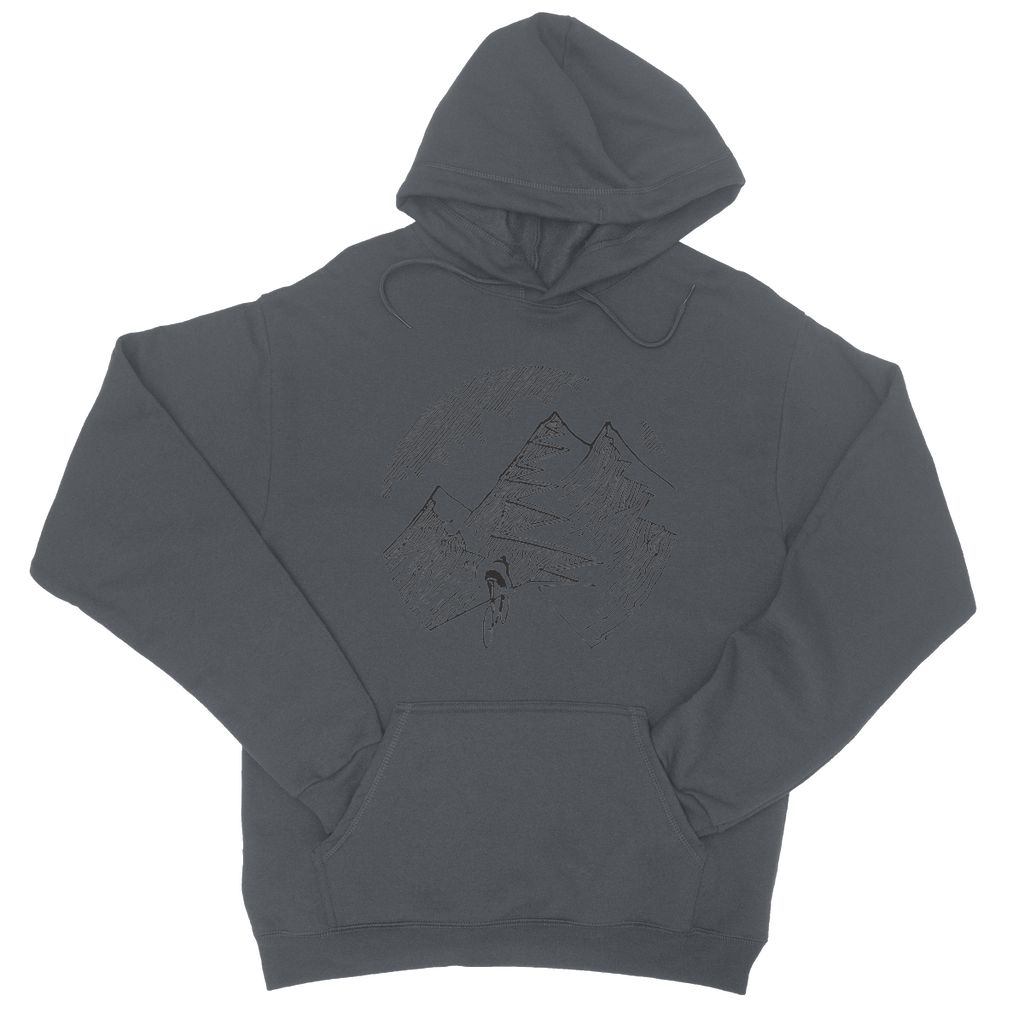 Everesting Illustration Hoodie
