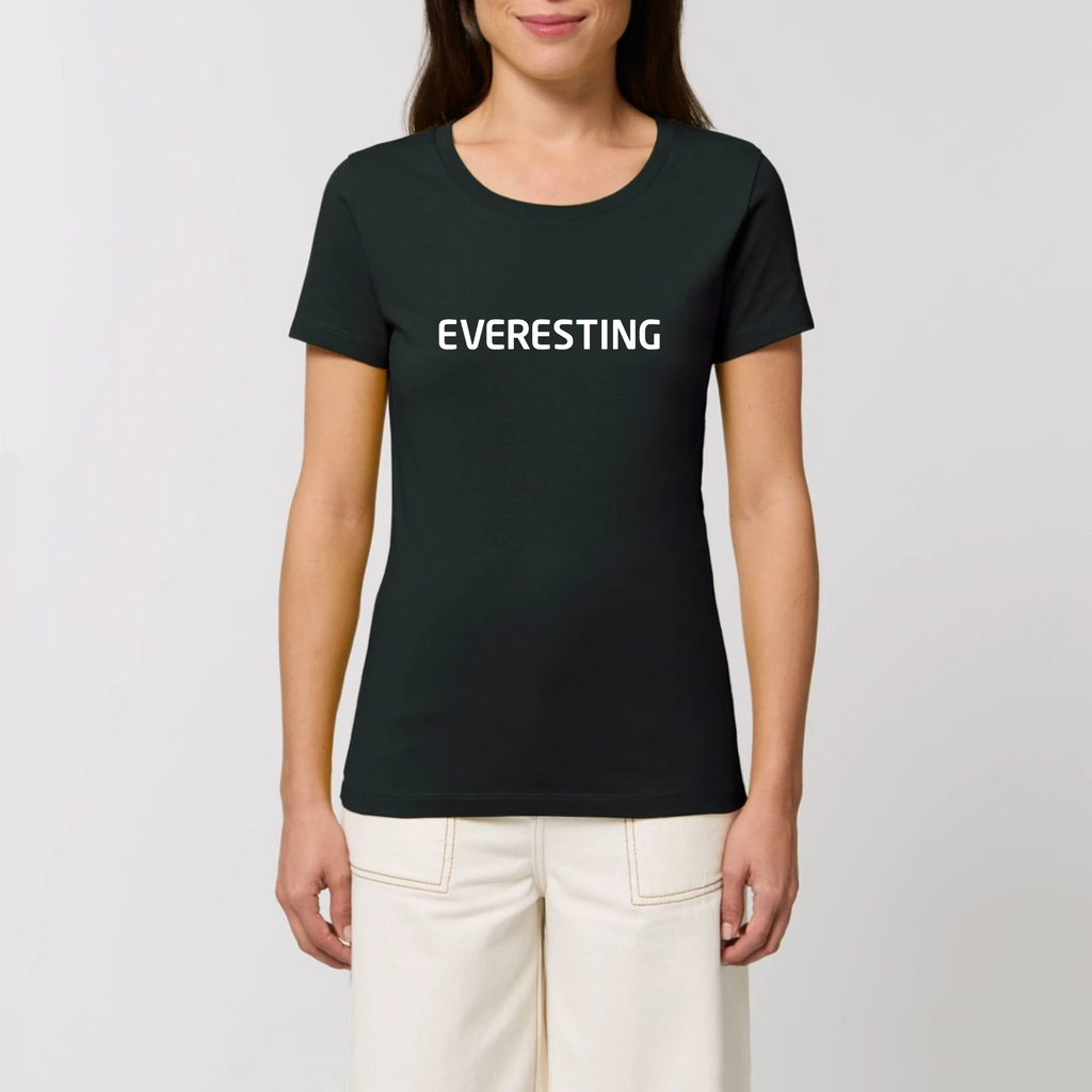 Everesting Logo Womens Tee