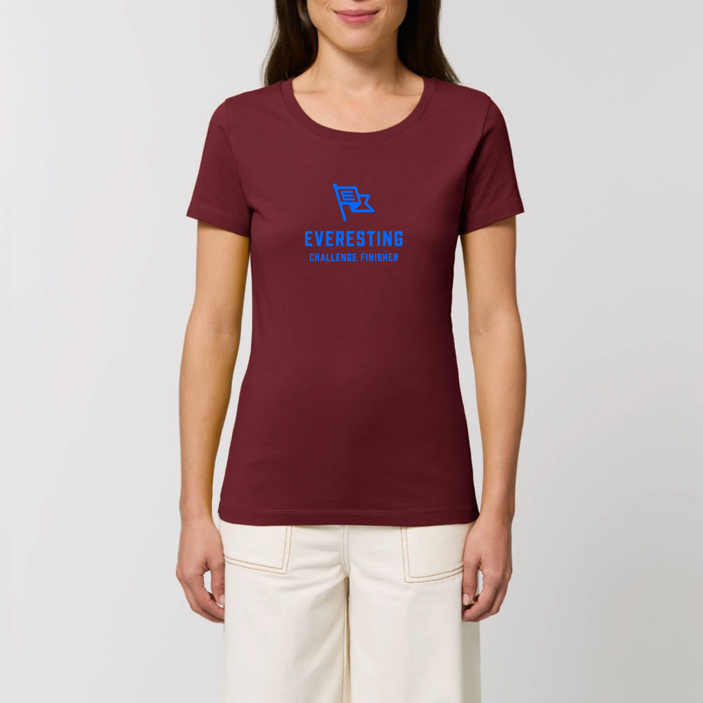 Everesting Finishers Tee Womens