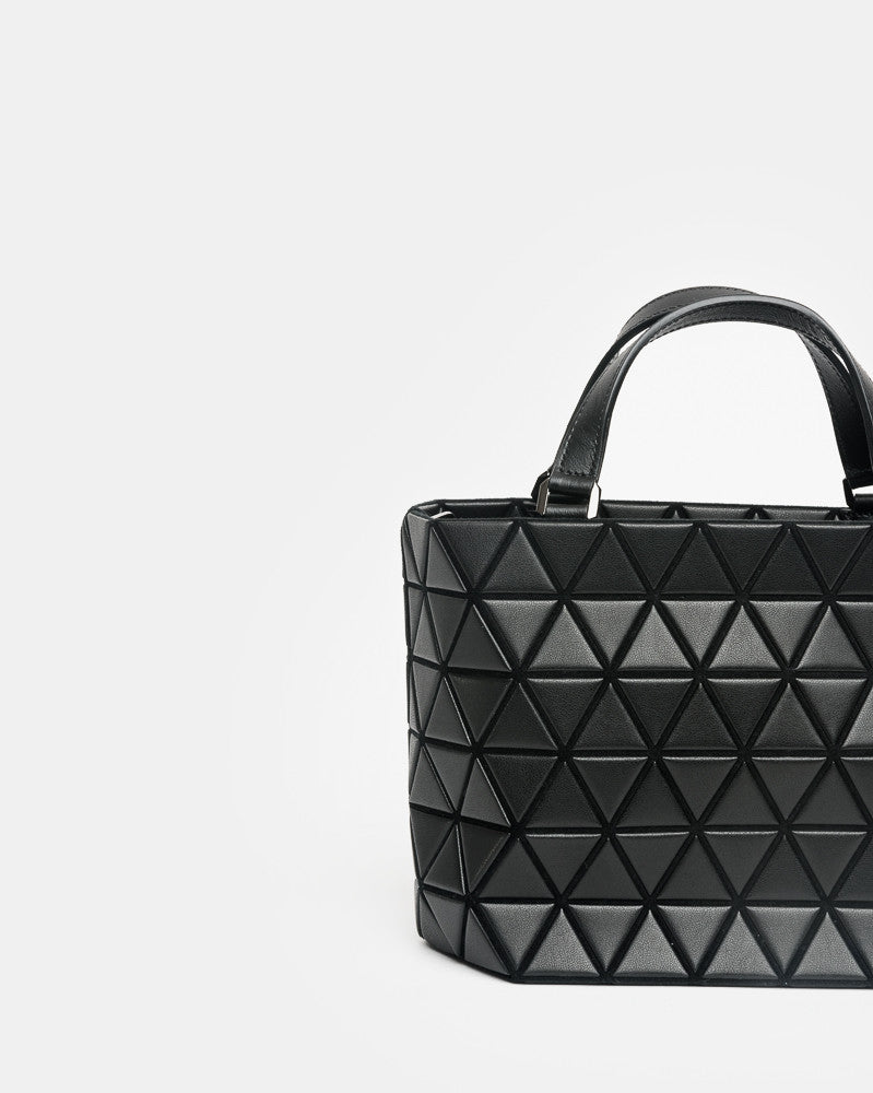 Crystal Matte Mini in Black by Issey Miyake BAO BAO at Mohawk General Store
