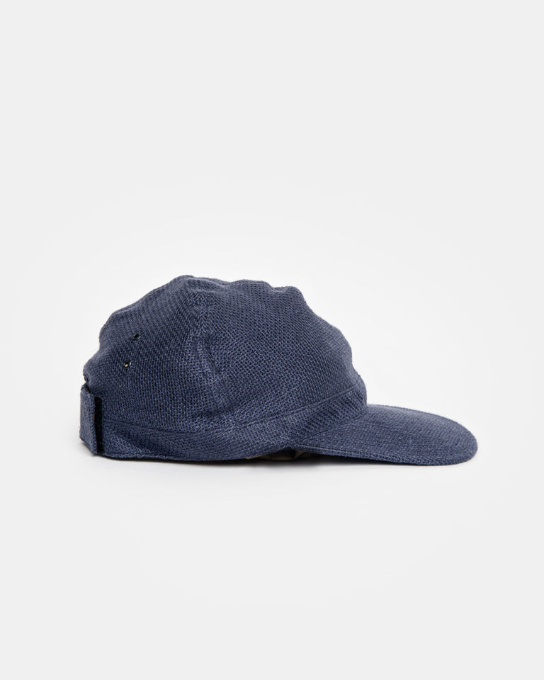 Logo Cap in Navy