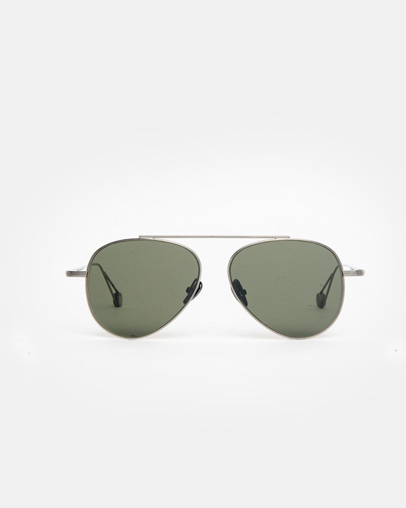 Republique Sunglasses in Grey by Ahlem- Mohawk General Store