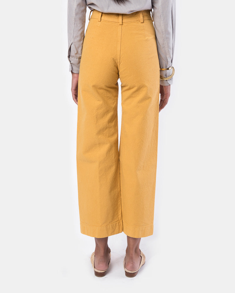Sailor Pant in Caribbean Gold Jesse Kamm Mohawk General Store