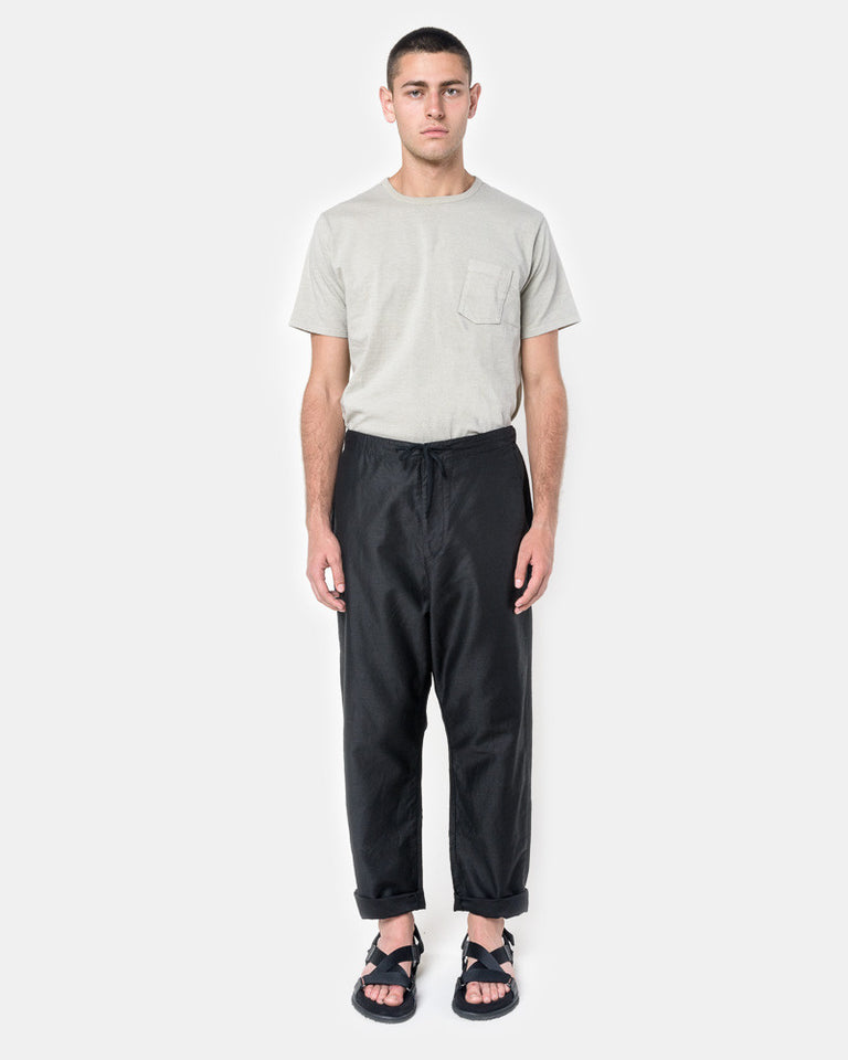 Amalfi Pant in Black