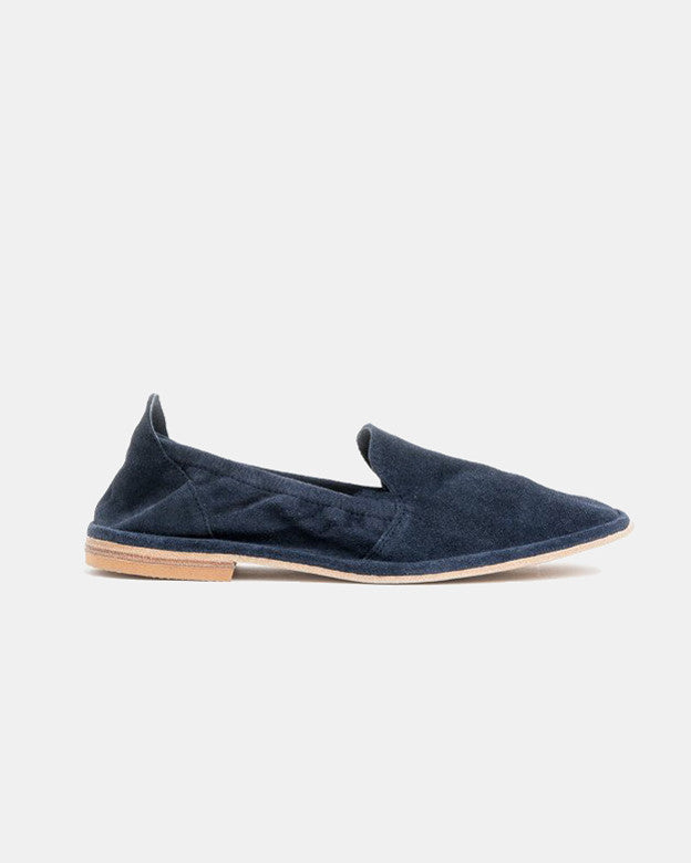 Kishtee Slip On in Navy