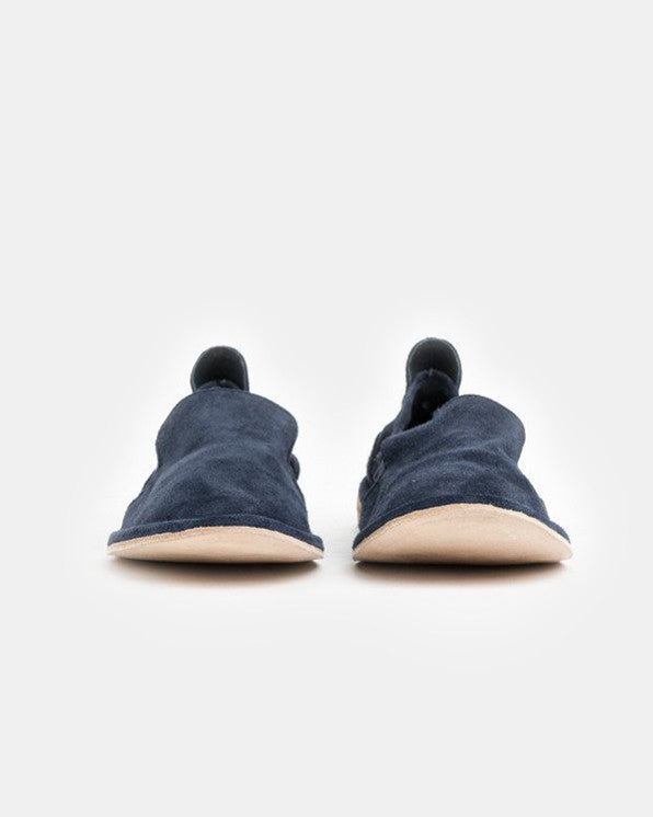 Kishtee Slip On in Navy by Singh and Son- Mohawk General Store