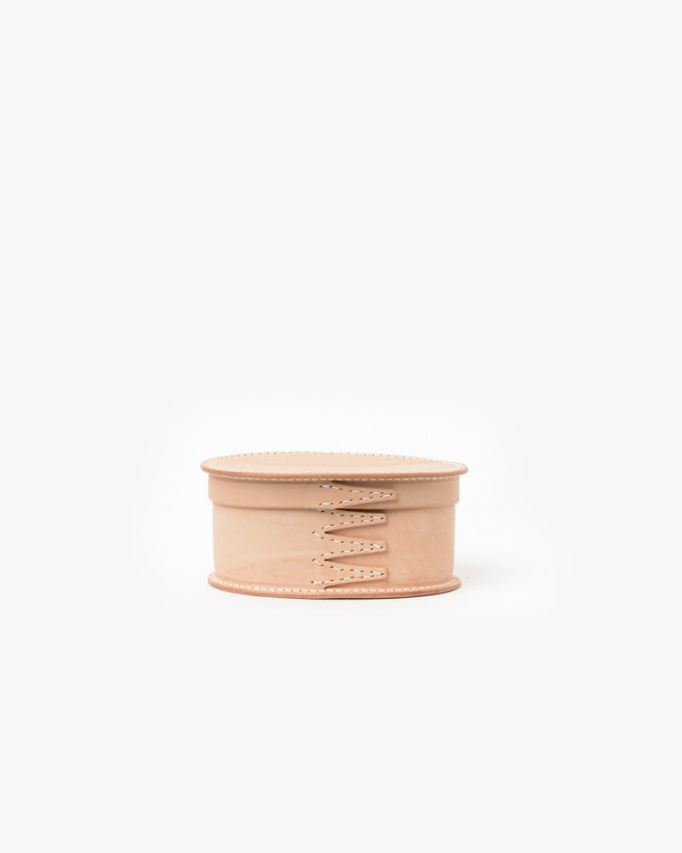 Small Shaker Oval Box in Natural