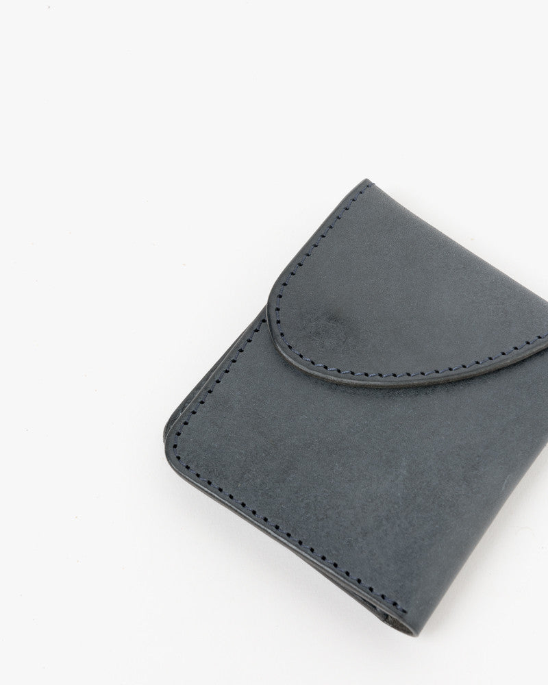 Wallet in Navy by Hender Scheme at Mohawk General Store - 2