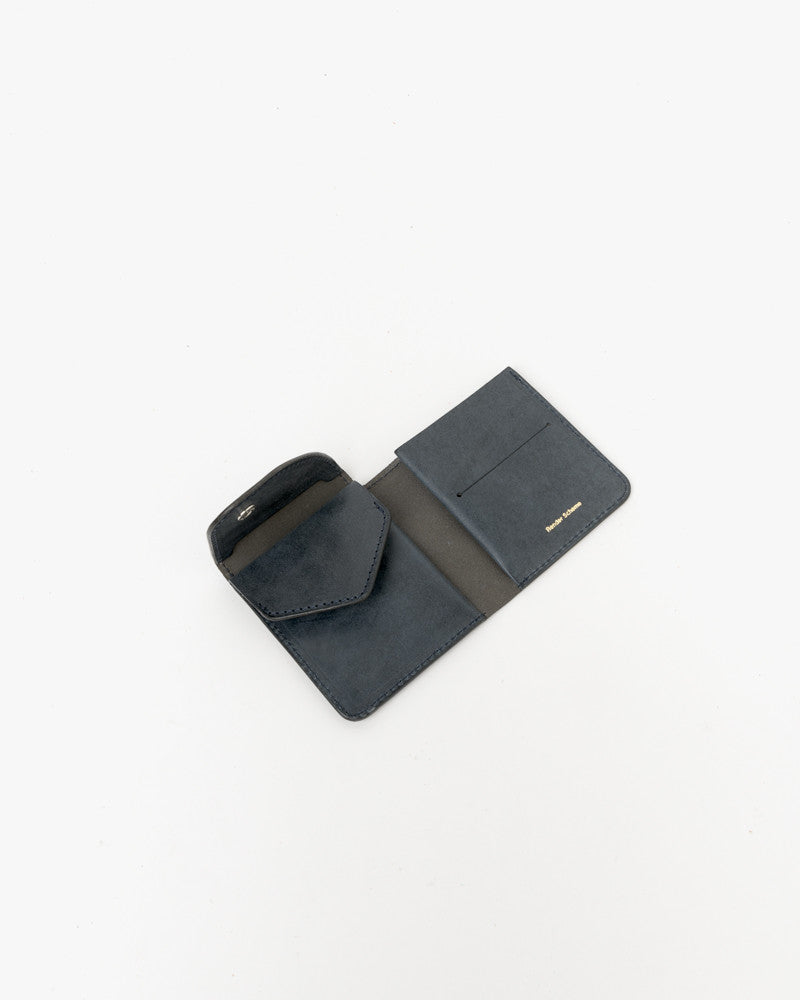 Wallet in Navy by Hender Scheme at Mohawk General Store - 3