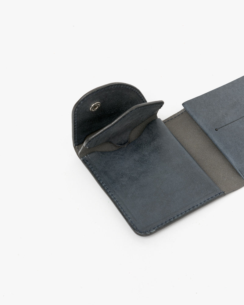 Wallet in Navy by Hender Scheme at Mohawk General Store - 4
