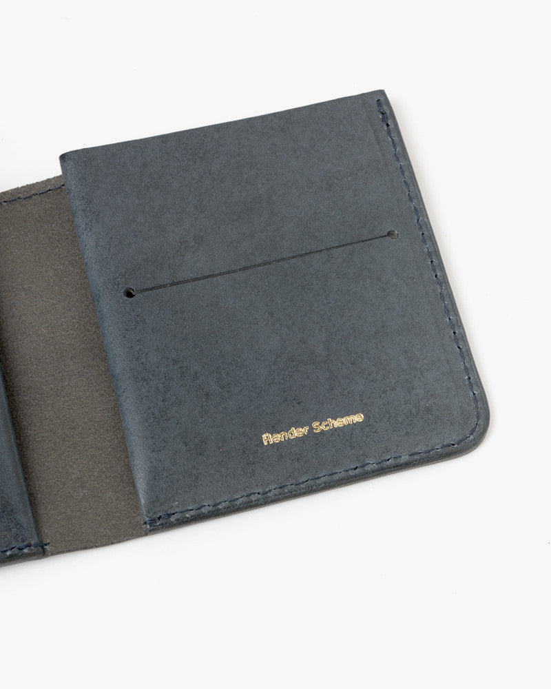 Wallet in Navy by Hender Scheme at Mohawk General Store - 5