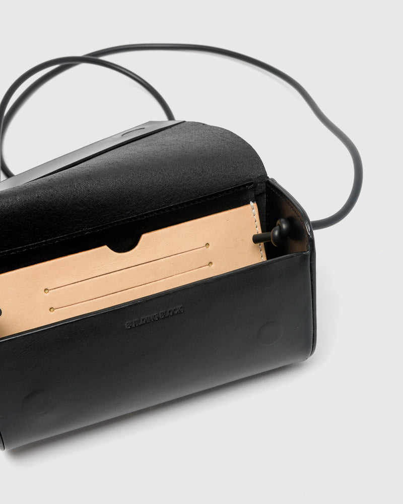 Petite Side Bag in Black