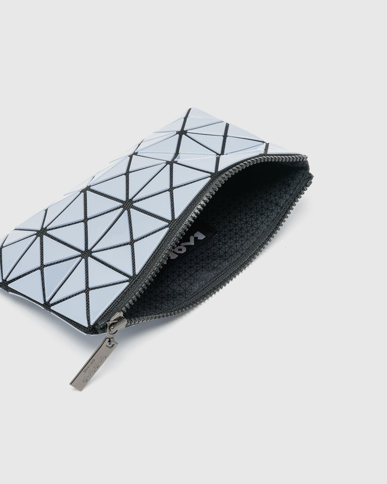 Prism Flat Pouch in Silver