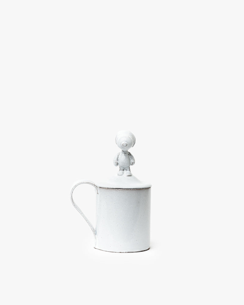 Mug with Snoopy Cover Astier de Villatte - Mohawk General Store