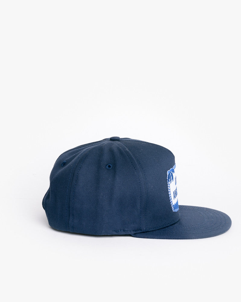 Los Angeles Ball Cap in Navy by M. Carter at Mohawk General Store