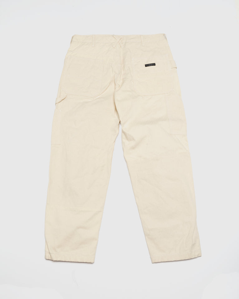 Painter Pant in Natural