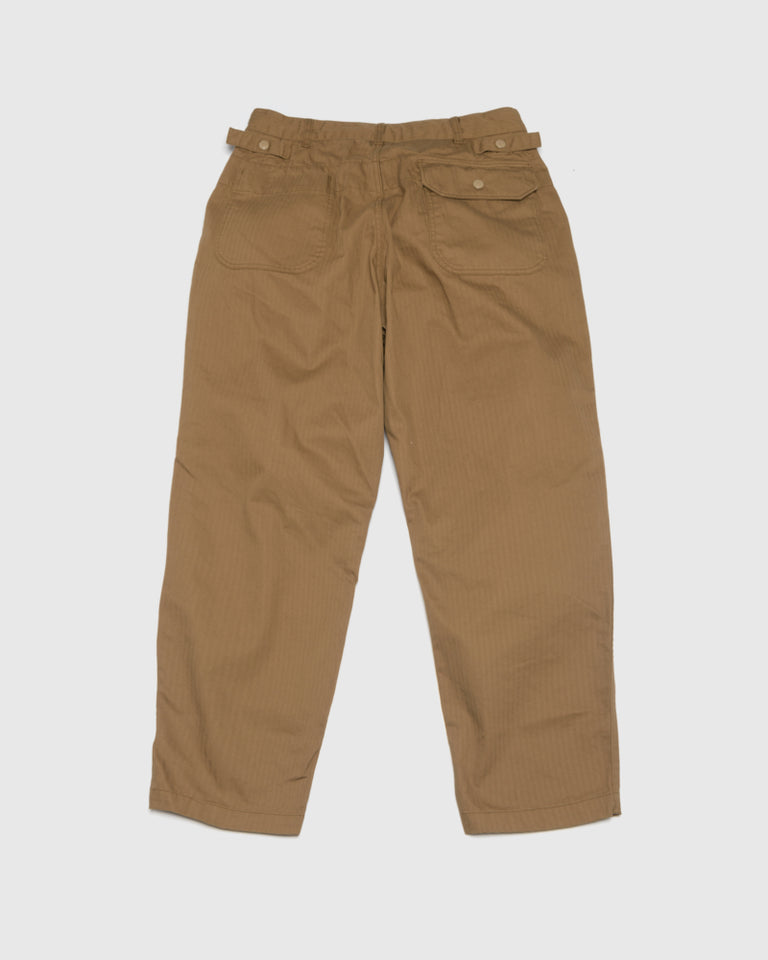 Ground Pant in Khaki