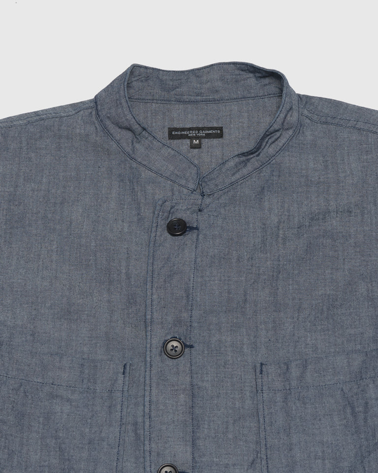 Dayton Shirt in Indigo