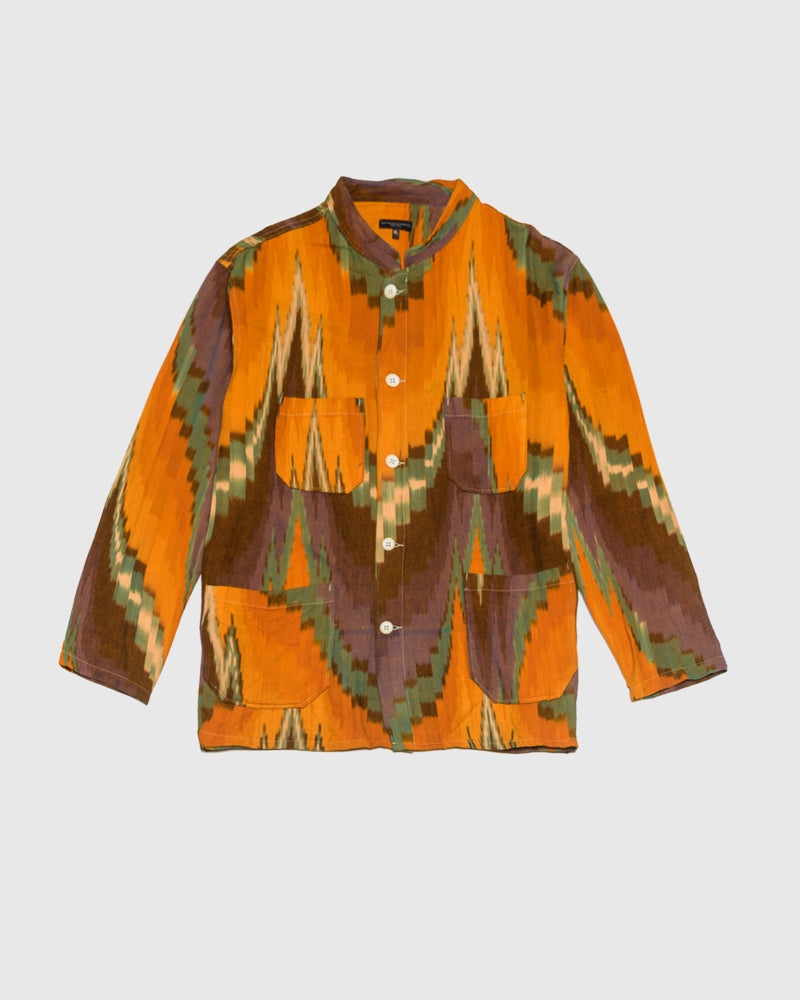 Dayton Shirt in Yellow by Engineered Garments at Mohawk General Store