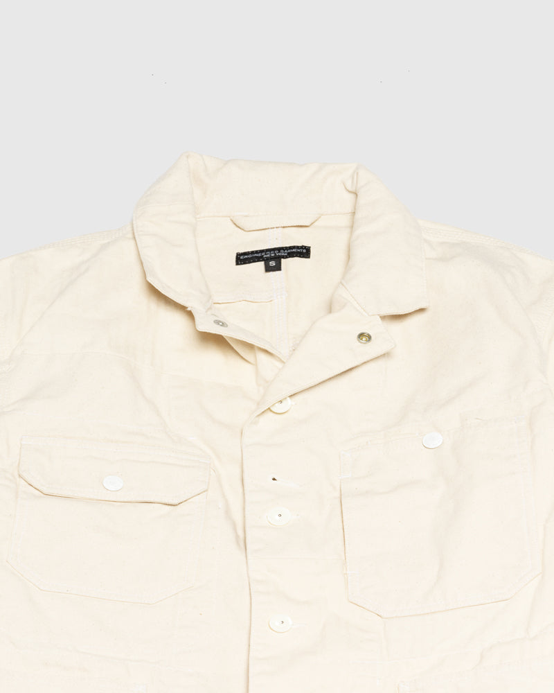 Logger Jacket in Natural