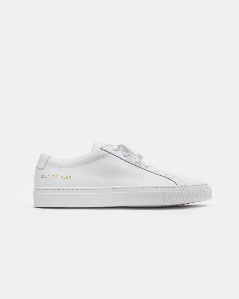 Original Achilles Low 3701 in White
