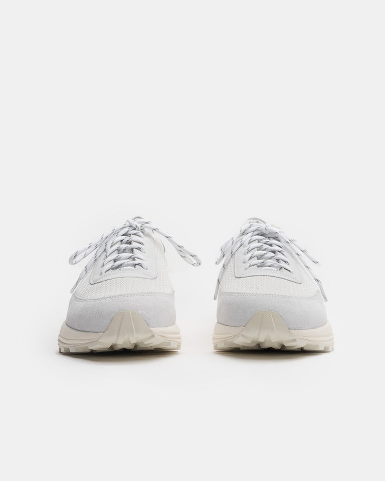 Mono Runner Sneaker in White