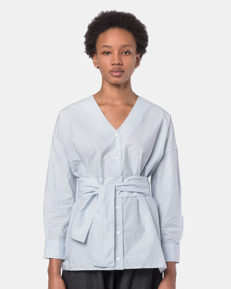 Koto Shirt in Light Blue