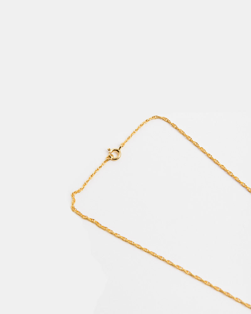 Everyday Egg Pendant in Gold Vermeil by Sophie Buhai- Mohawk General Store