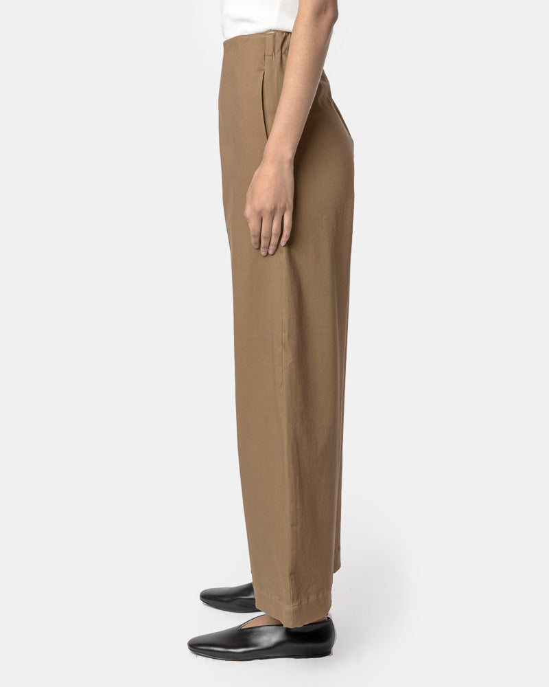 Ueno Pant in Tobacco by SMOCK Woman- Mohawk General Store