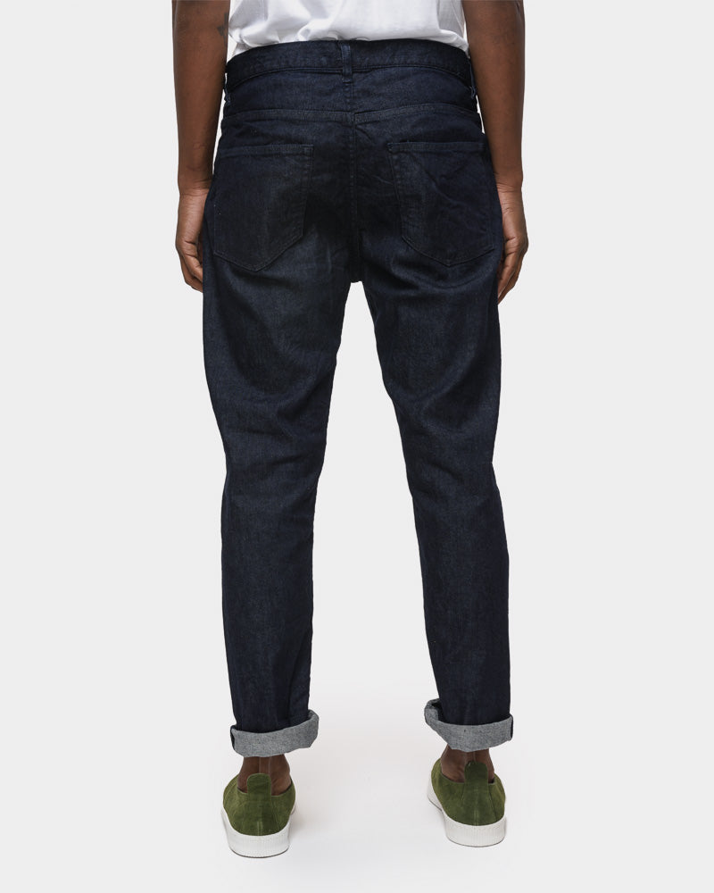 Jean One in Indigo by SMOCK Man- Mohawk General Store