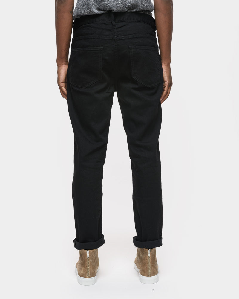 Jean One in Black by SMOCK Man at Mohawk General Store