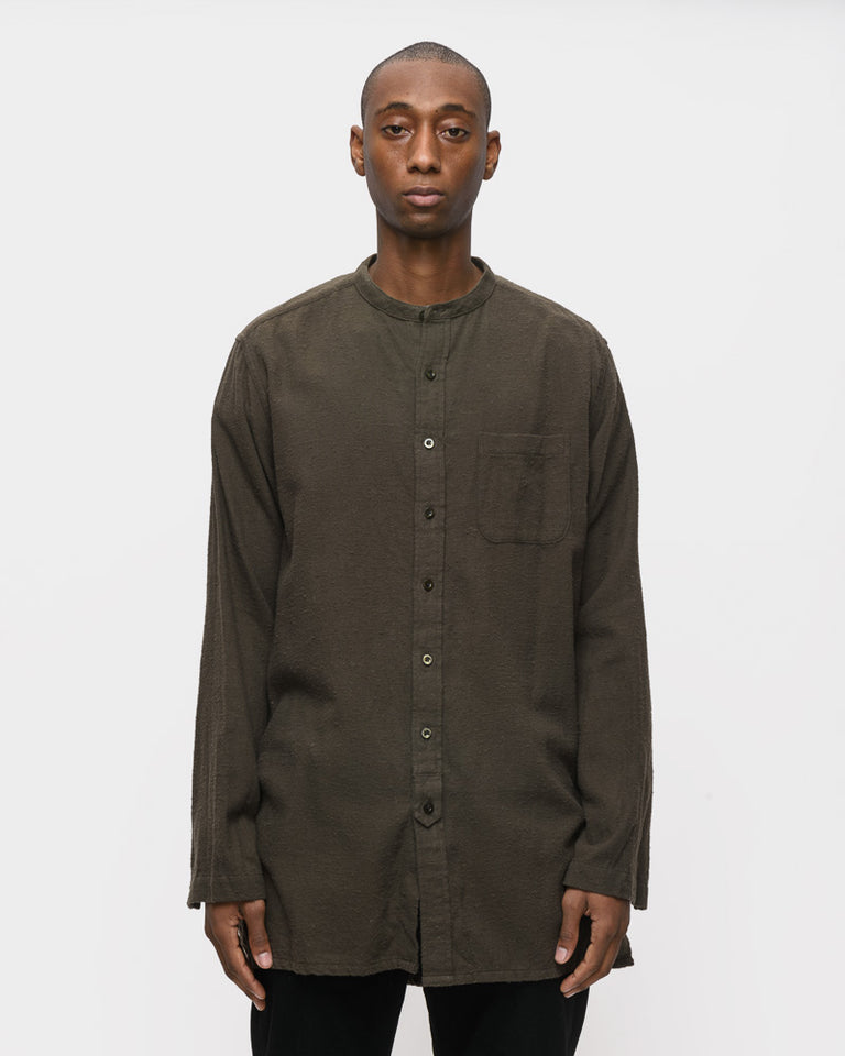 Fozzy Overshirt in Loden