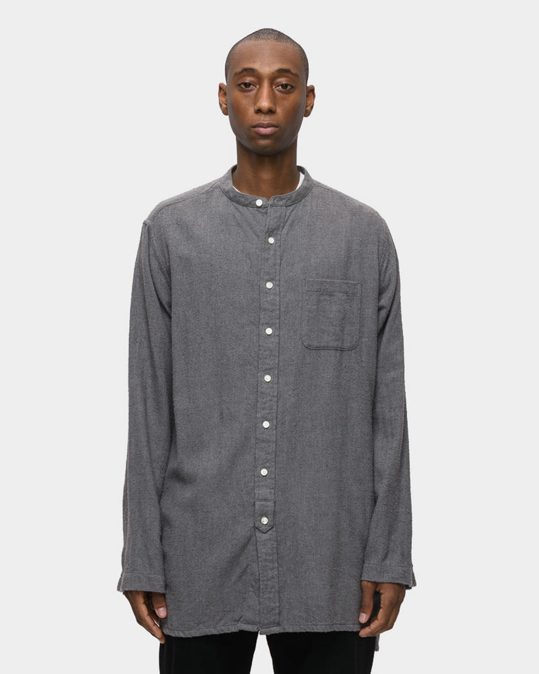 Fozzy Overshirt in Graphite
