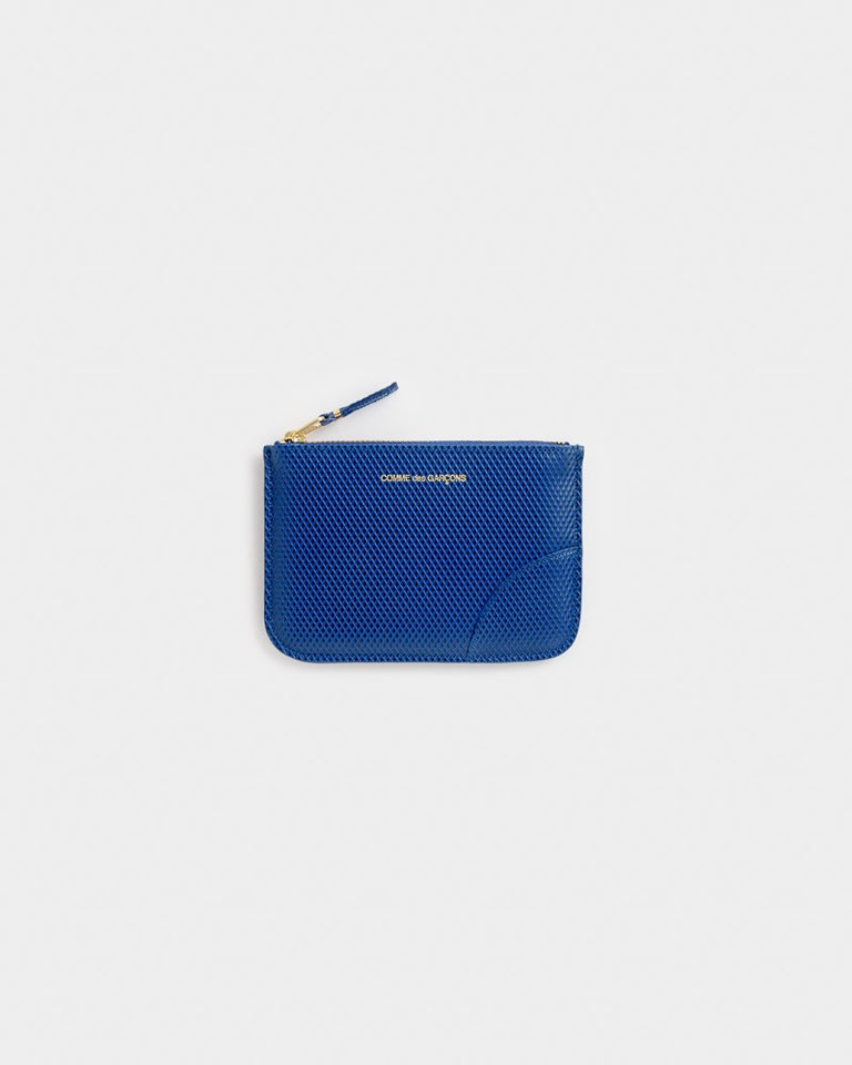 Luxury Group Wallet in Blue