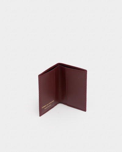 Luxury Group Wallet 6400LG in Burgundy