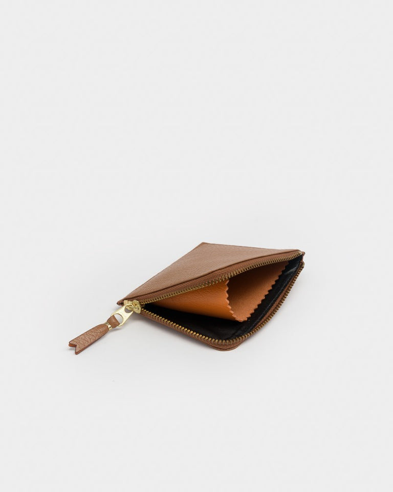 Color Inside Wallet 3100IC in Brown