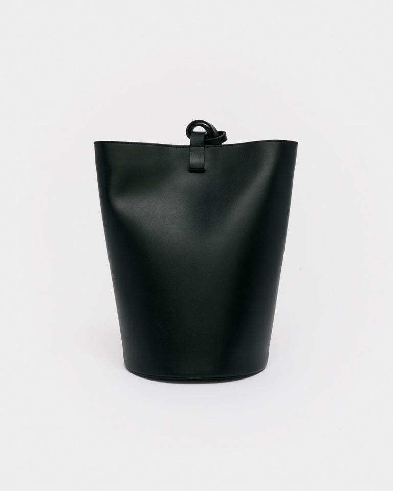 Basket Bag in Black
