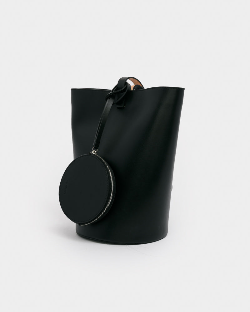 Basket Bag in Black by Building Block at Mohawk General Store