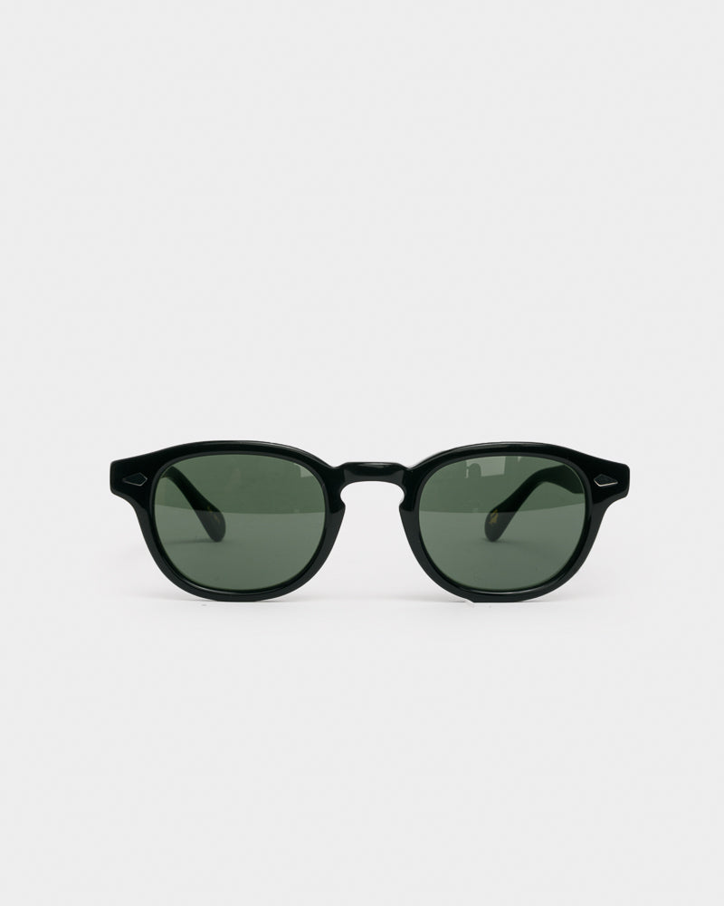 Lemtosh Sunglasses in Black by Moscot- Mohawk General Store