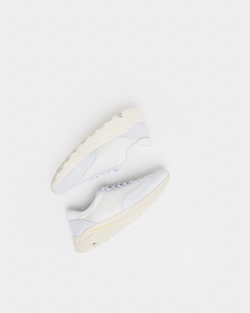 Mono Runner Sneaker in White by Our Legacy