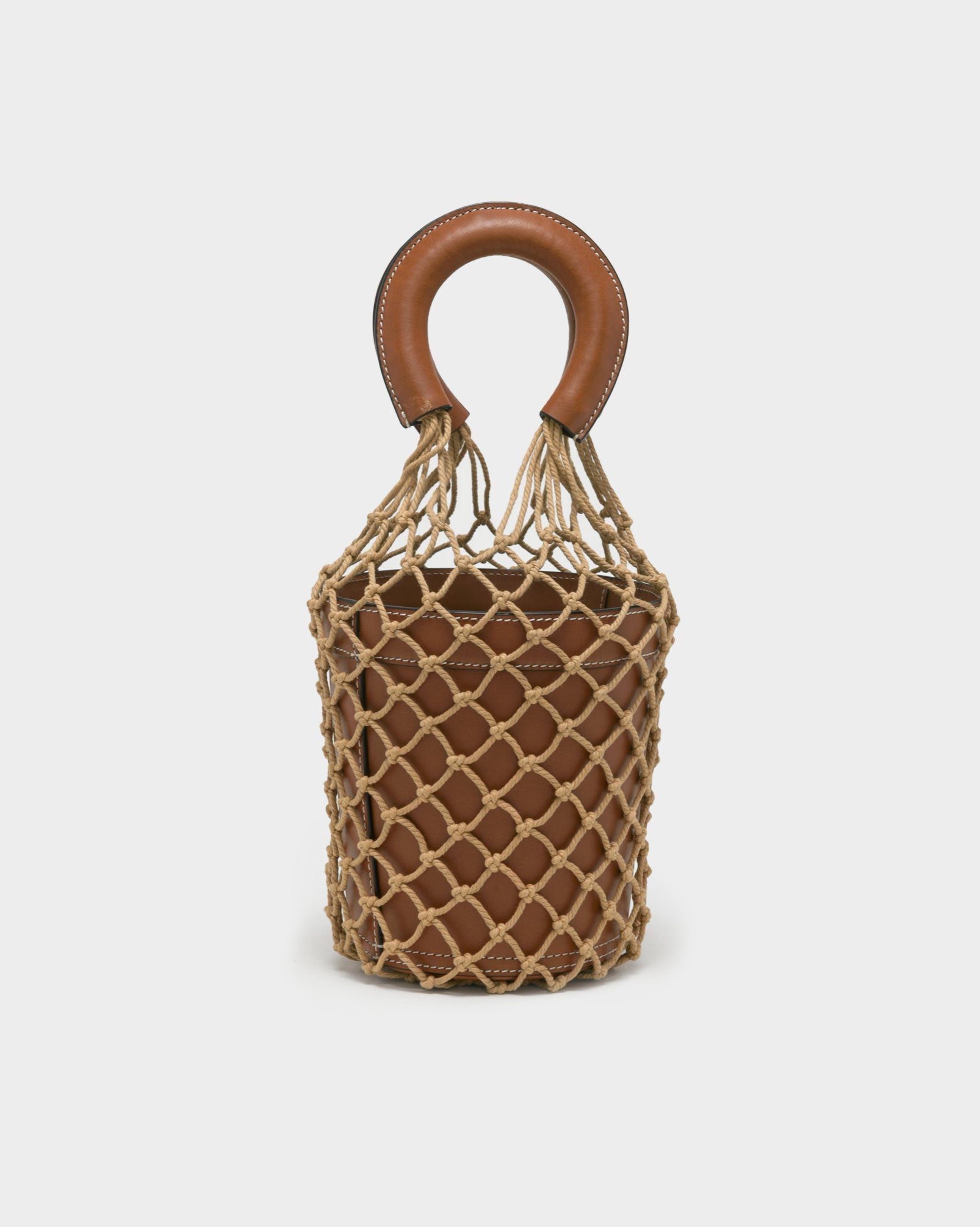 Moreau Bag in Brown by STAUD- Mohawk General Store