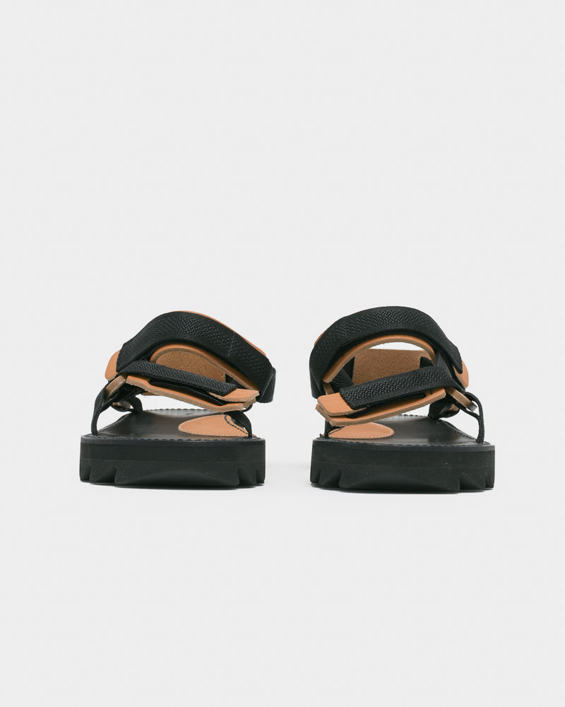 Webb Sandal in Black Natural by Hender Scheme- Mohawk General Store