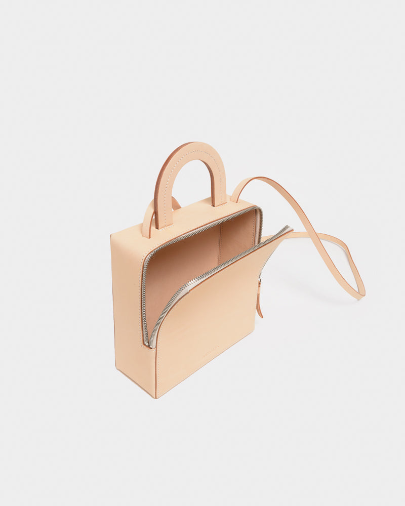 Box Bag in Veg Tan by Building Block- Mohawk General Store
