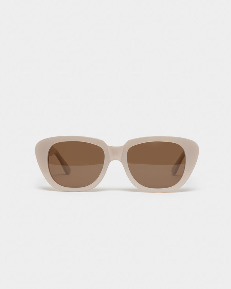 Gloria Sunglasses in Nacre and Bronze