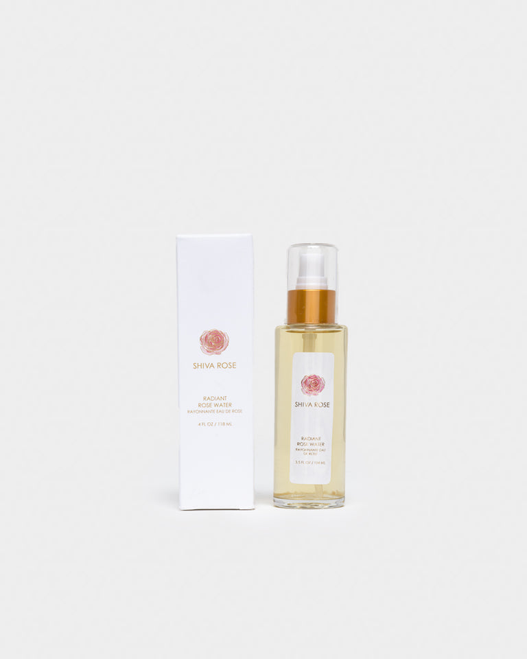 Radiant Rosewater 4 oz