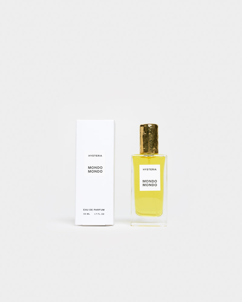 Eau de Parfum in Hysteria by Mondo Mondo at Mohawk General Store