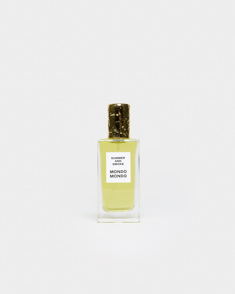 Eau de Parfum in Summer & Smoke