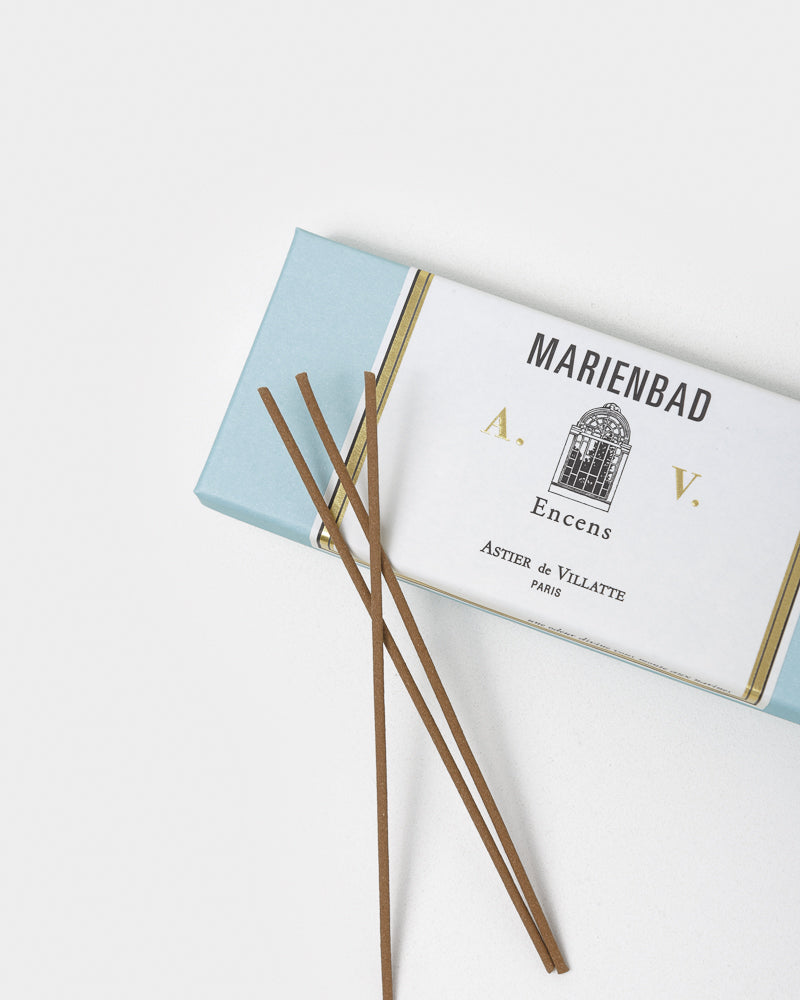Incense in Marienbad