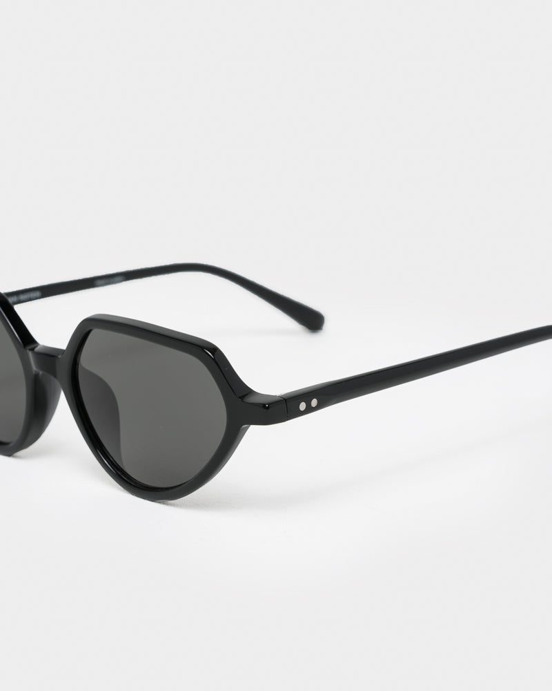 Sunglasses in Black / Silver / Grey